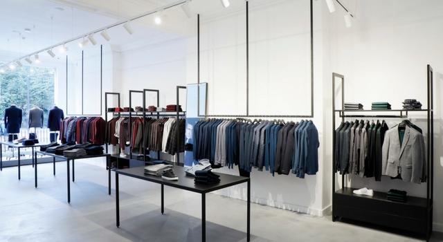 Dublin's men's shops tailoring and fashion
