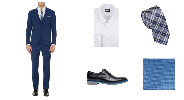 Mens Race Day Outfit Epsom Ladies Day