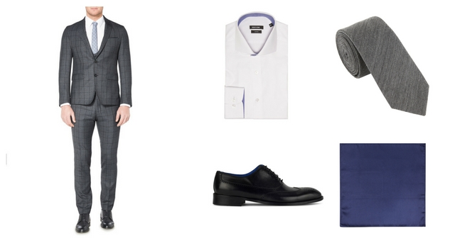 Galways races mens outfit