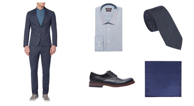 Goodwood racing festival outfit