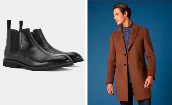 Remus Uomo Winter Boots and Coat