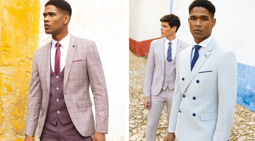 Remus Uomo Spring Summer Suits